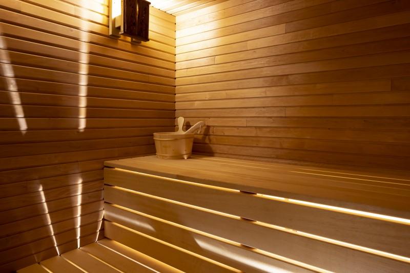 Les Deux Alpes Luxury Rental Chalet Cervantute Sauna