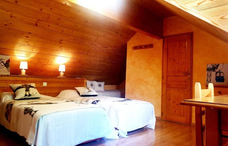 Les Deux Alpes Location Chalet Luxe Cervantyte Chambre