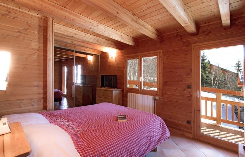 lLes Deux Alpes Location Chalet Luxe Wallisite Chambre 2