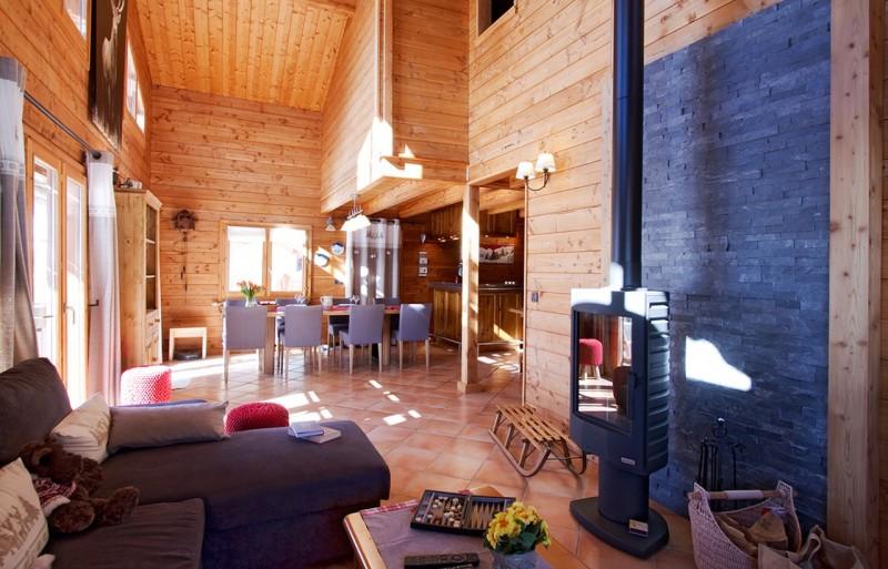 Les Deux Alpes Location Chalet Luxe Wallisite Interieur 2