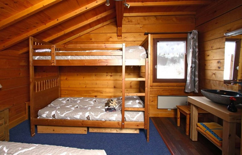 Les Deux Alpes Location Chalet Luxe Water Opal Chambre