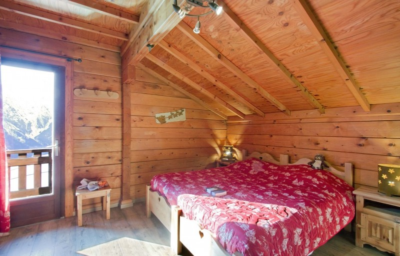 Les Deux Alpes Location Chalet Luxe Water Opal Chambre 2
