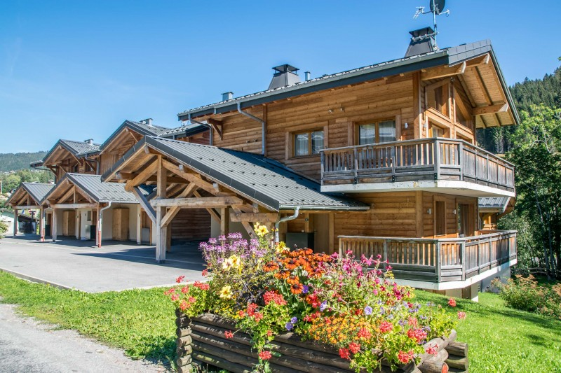 Les Gets Luxury Rental Chalet Anrolle Exterior 2