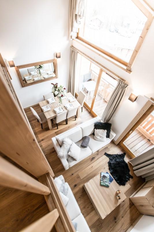 Les Gets Luxury Rental Chalet Anrulle Living Room 3