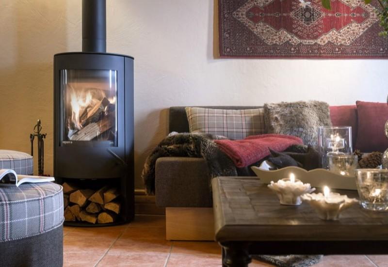 Les Menuires Luxury Rental Appartment Amino Living Room