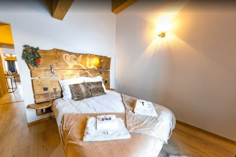 Les Menuires Luxury Rental Chalet Lalinaire Bedroom 4