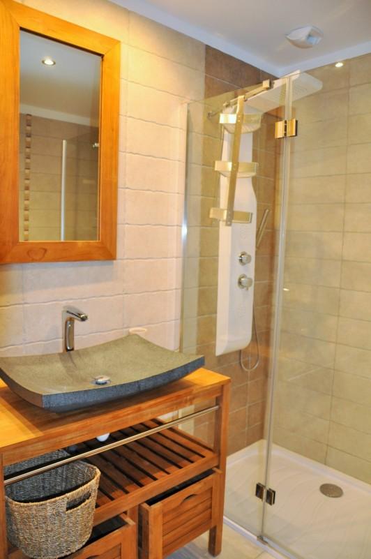 Les Menuires Luxury Rental Chalet Lalinaire Bathroom 3