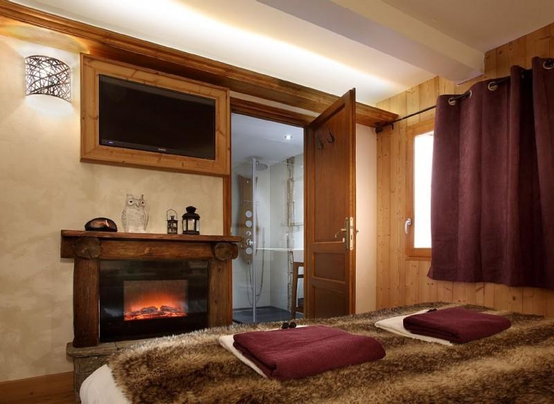 Les Menuires Location Chalet Luxe Lanigrette Chambre 8