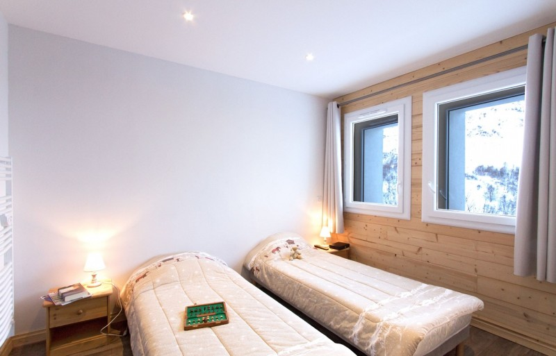 Les Menuires Location Chalet Luxe Mizzanite Chambre 1