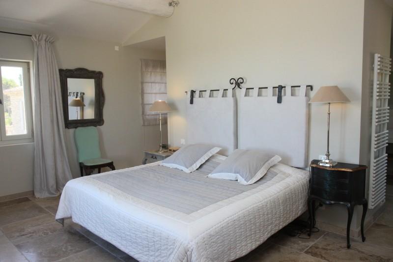 Luberon Location Villa Luxe Leucin Chambre
