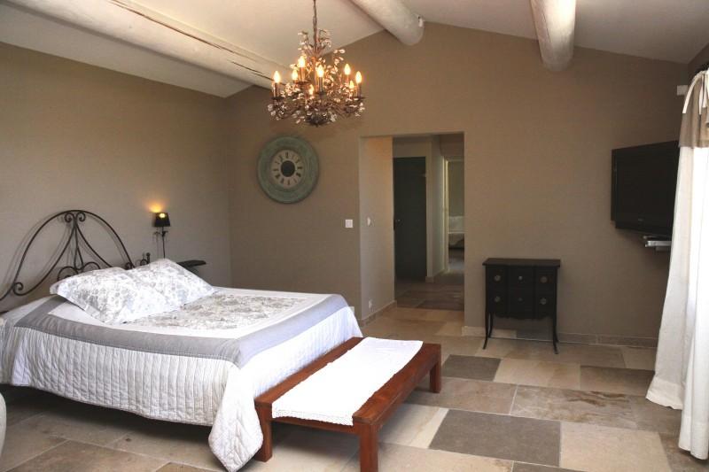 Luberon Location Villa Luxe Leucin Chambre 2