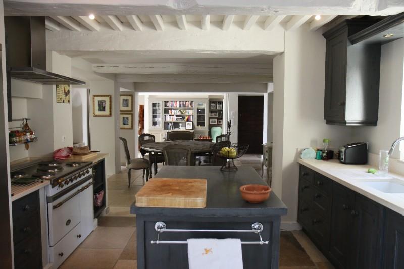 Luberon Location Villa Luxe Leucin Cuisine