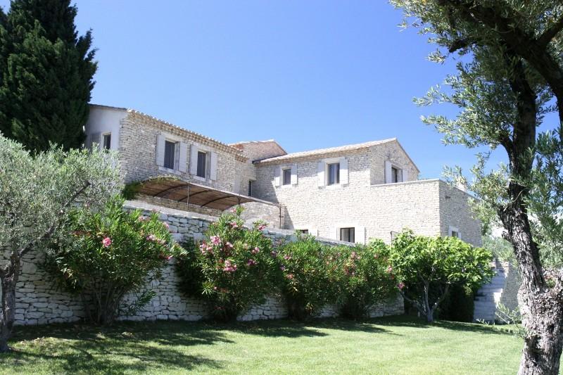 Luberon Location Villa Luxe Leucin Exterieur