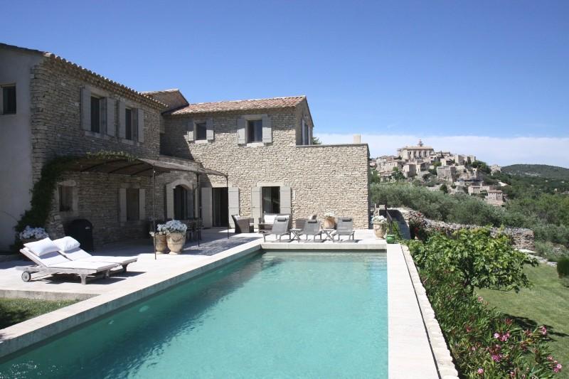 Luberon Location Villa Luxe Leucin Piscine 3