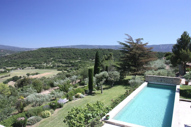 Luberon Location Villa Luxe Leucin Piscine 4