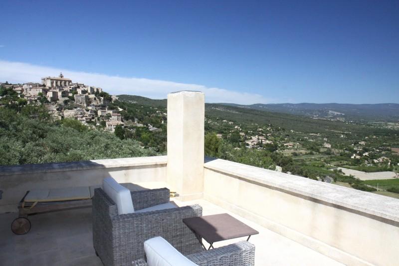 Luberon Location Villa Luxe Leucin Vue