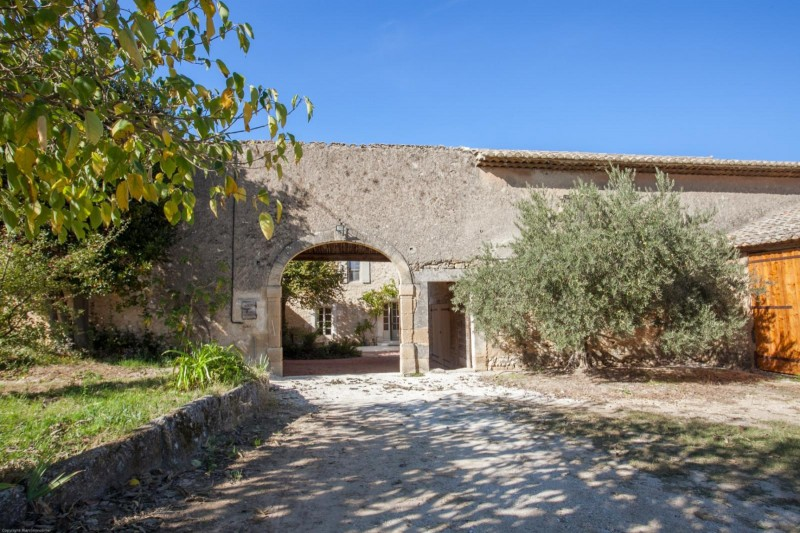 Luberon Luxury Rental Villa Leucon Exterior 3