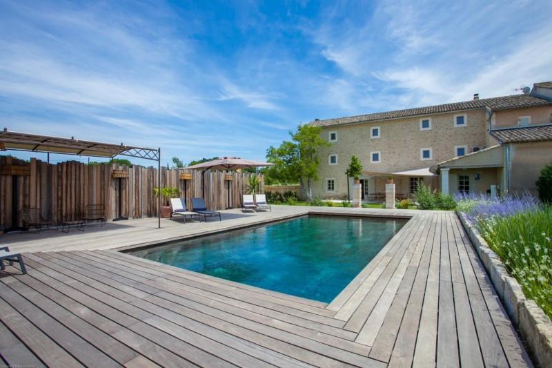 Luberon Luxury Rental Villa Leucon Pool