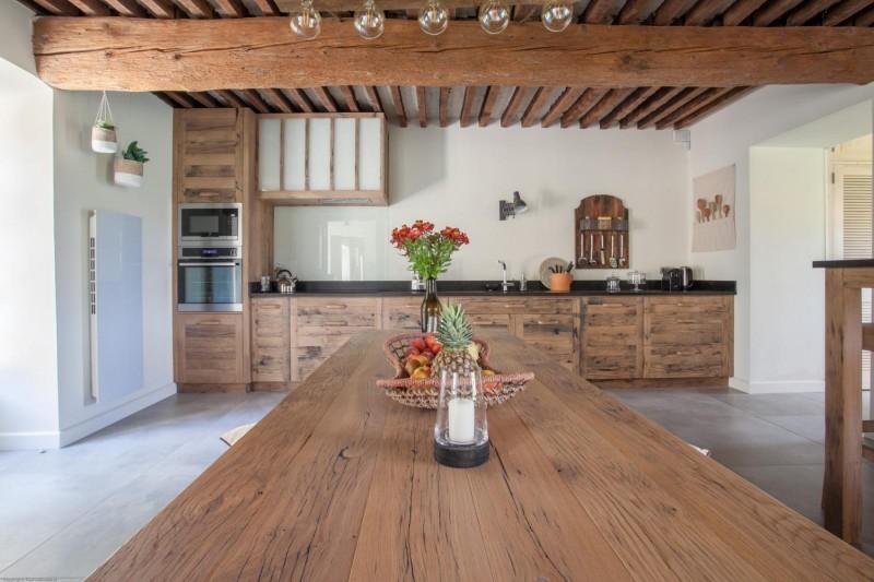 Luberon Luxury Rental Villa Leucon Dining Room