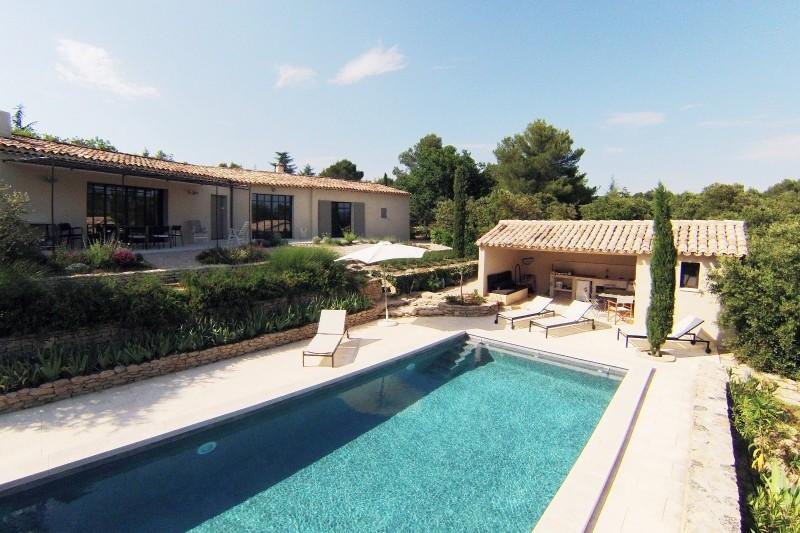 Luberon Luxury Rental Villa Lime Pool