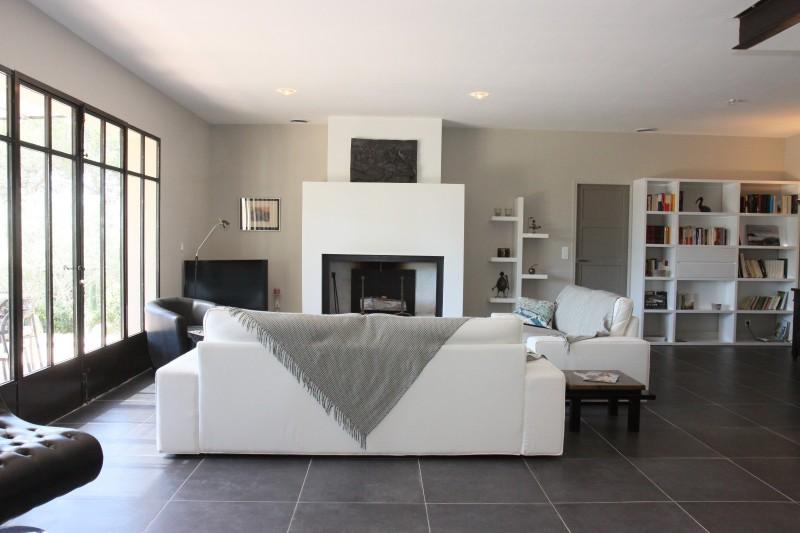 Luberon Luxury Rental Villa Lime Outdoor Living Room 3
