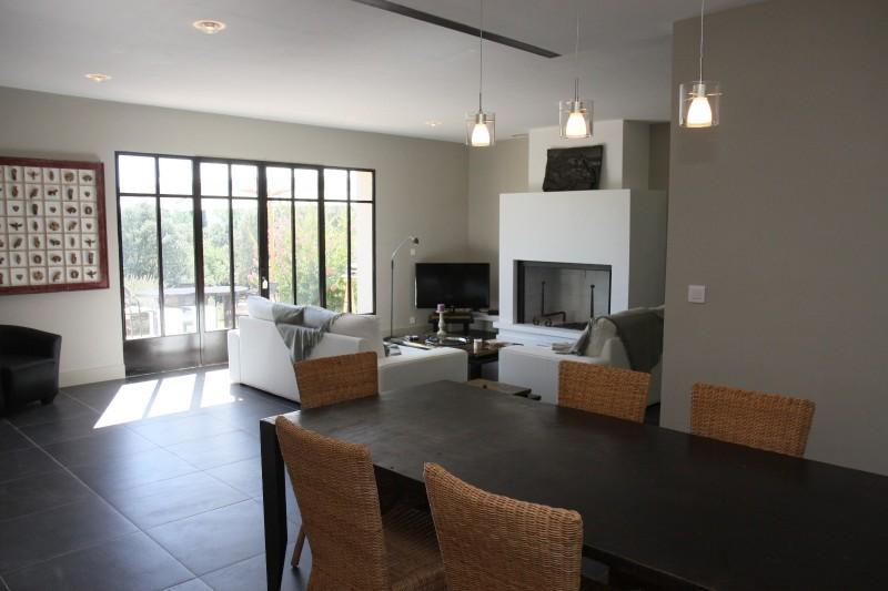Luberon Luxury Rental Villa Lime Outdoor Living Room 4
