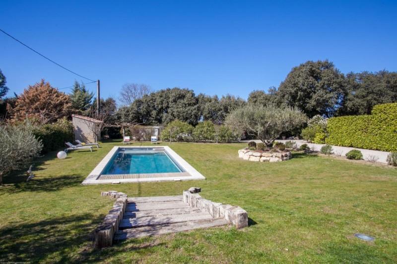 Luberon Location Villa Luxe Limutte Piscine 3