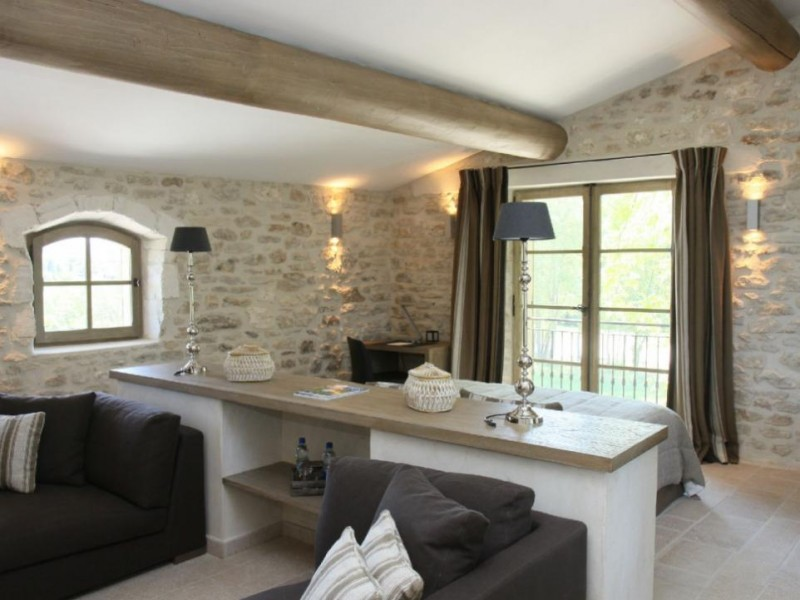 Luberon Luxury Rental Villa Lin Jaune Bedroom 2