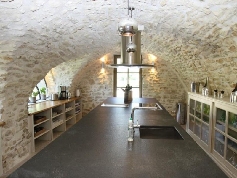 Luberon Luxury Rental Villa Lin Jaune Kitchen 3