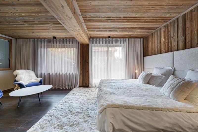 Megève Location Chalet Luxe Safiro Chambre2