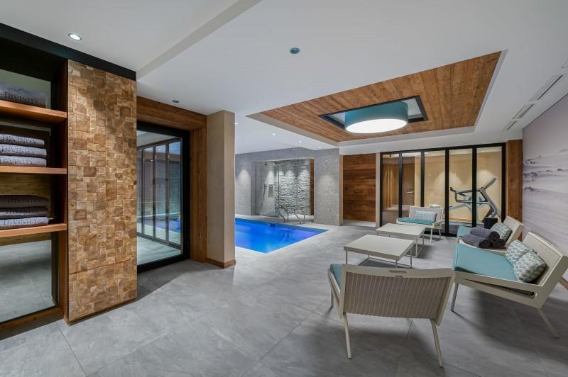 Megève Luxury Rental Chalet Sesanity Relaxing Area