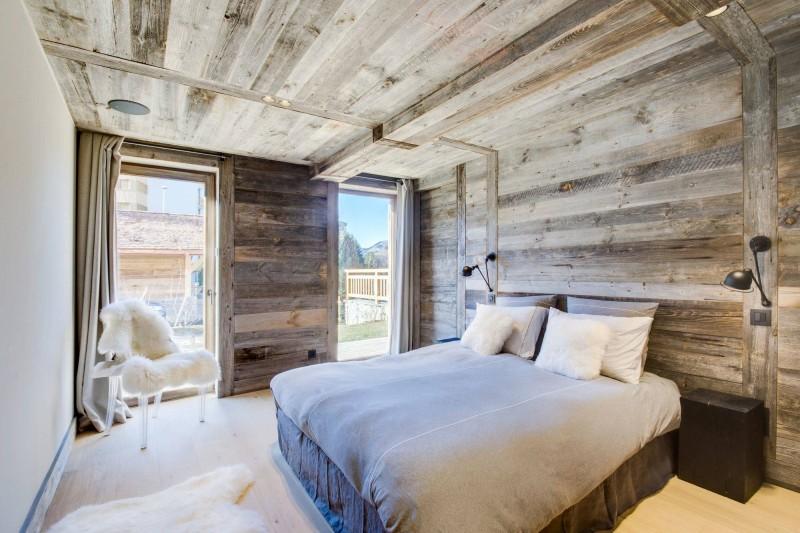 Megève Luxury Rental Chalet Taxo Bedroom 2