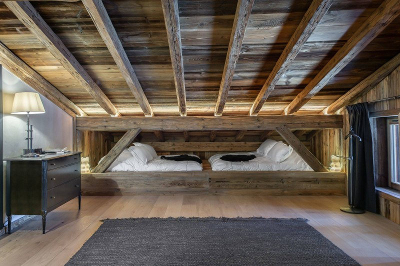 Megève Location Chalet Luxe Taxodoge Chambre 4
