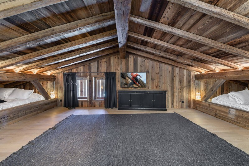 Megève Location Chalet Luxe Taxodoge Chambre 5