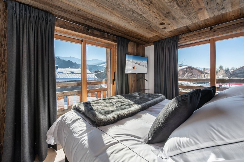 Megève Location Chalet Luxe Taxodoge Chambre 6