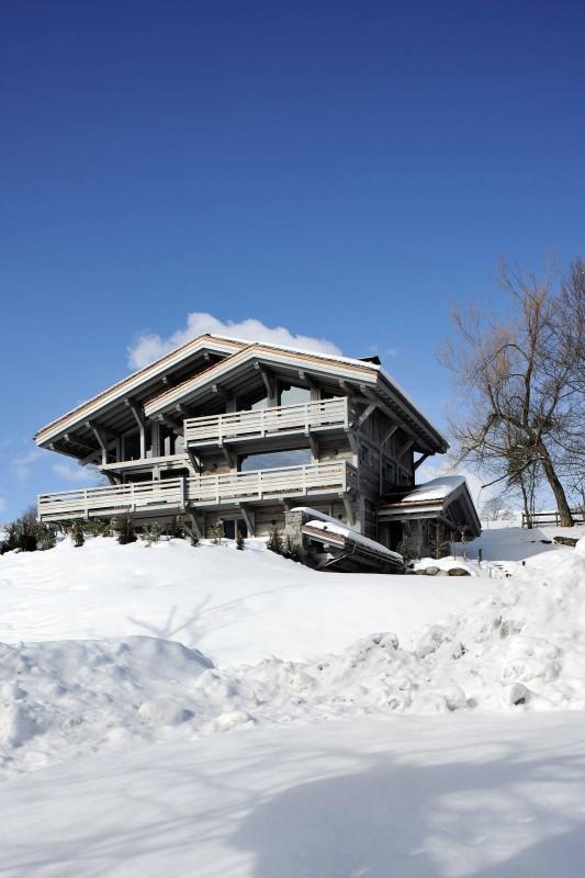 Megève Luxury Rental Chalet Taxone Exterior