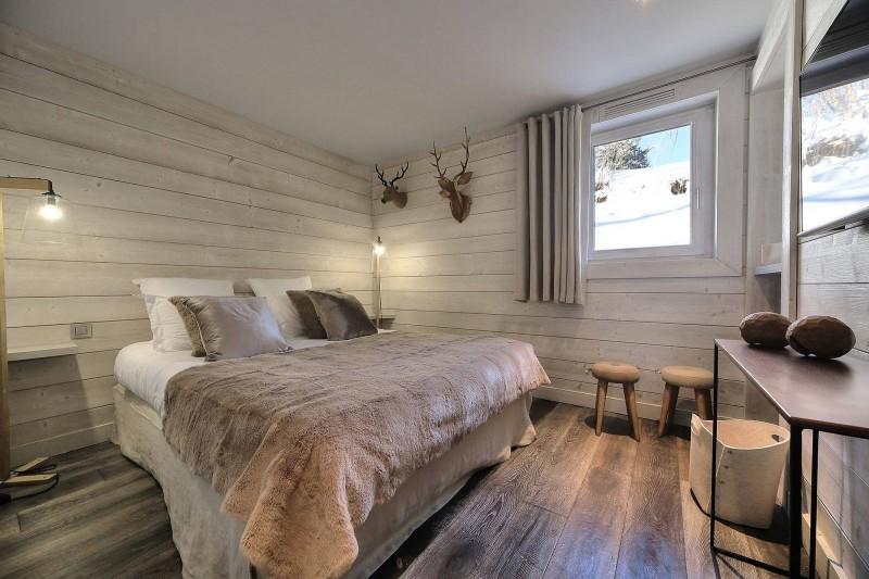 Megève Luxury Rental Chalet Telizite  Bedroom 3