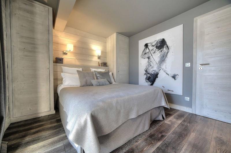 Megève Luxury Rental Chalet Telizite  Bedroom 5