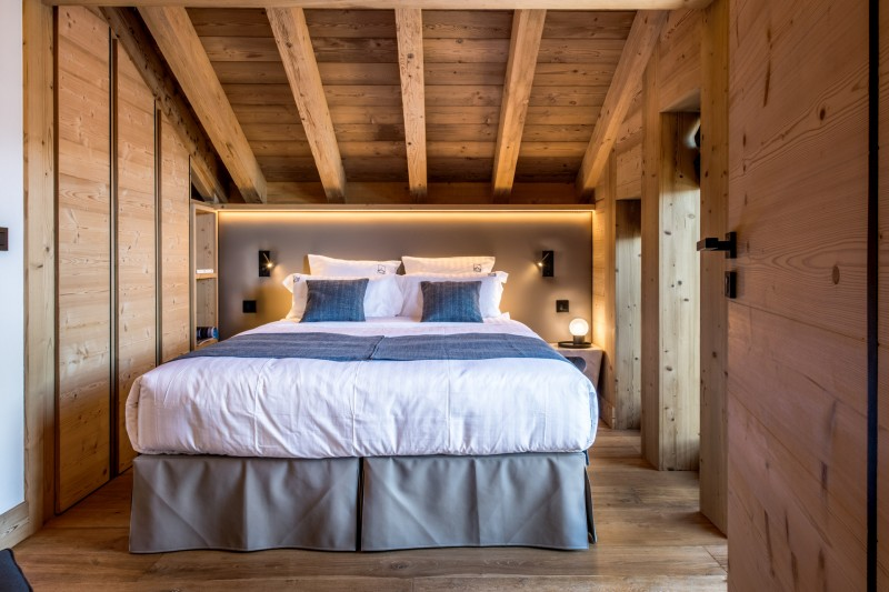 Méribel Location Chalet Luxe Nuolora Chambre 4