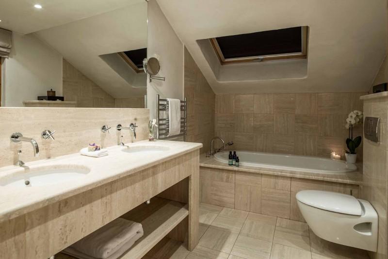 Méribel Luxury Rental Chalet Ulamite Bathroom 3