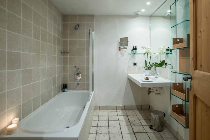 Méribel Luxury Rental Chalet Ulamite Bathroom 4