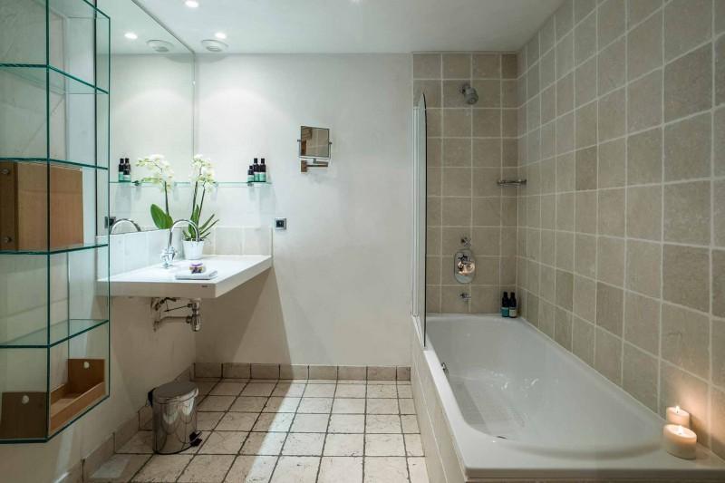 Méribel Luxury Rental Chalet Ulamite Bathroom 5