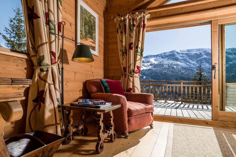 Méribel Luxury Rental Chalet Ulamite View
