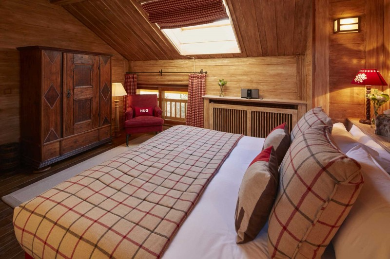 Méribel Location Chalet Luxe Ulomite Chambre 6