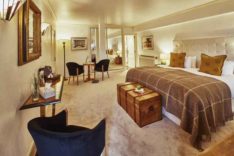 Méribel Luxury Rental Chalet Ulumite Bedroom 2