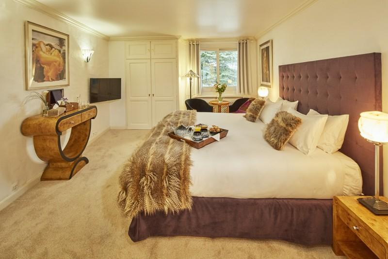 Méribel Luxury Rental Chalet Ulumite Bedroom