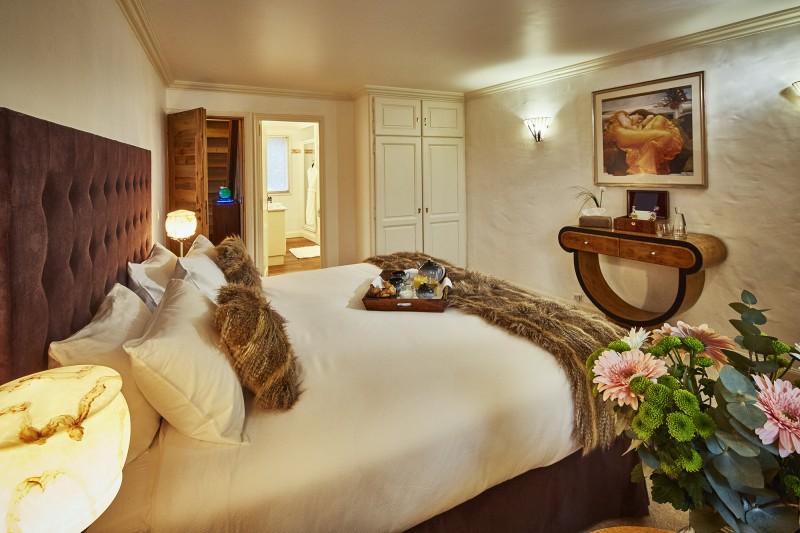 Méribel Luxury Rental Chalet Ulumite Bedroom 3