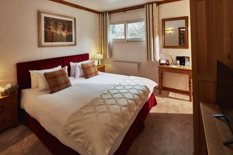 Méribel Luxury Rental Chalet Ulumite Bedroom 4