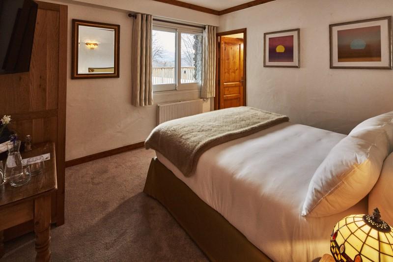 Méribel Luxury Rental Chalet Ulumite Bedroom 5