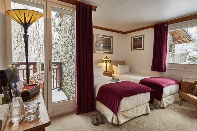 Méribel Luxury Rental Chalet Ulumite Bedroom 6